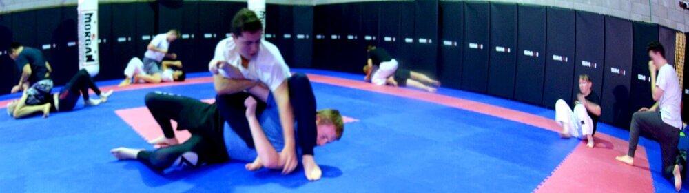 Wing Chun & Jiu-Jitsu Melbourne Training 71A_8989