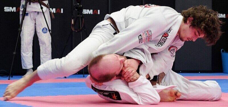 Wing Chun & Jiu-Jitsu Melbourne - Adult Jiu Jitsu Training DSCF5133