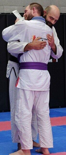 Wing Chun & Jiu-Jitsu Melbourne Certificate Acceptance -DSCF5143