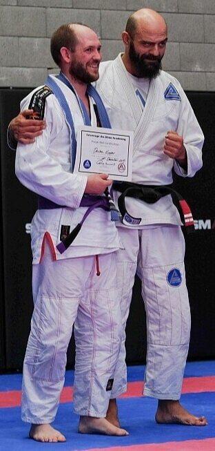 Wing Chun & Jiu-Jitsu Melbourne Certificate Acceptance -DSCF5144