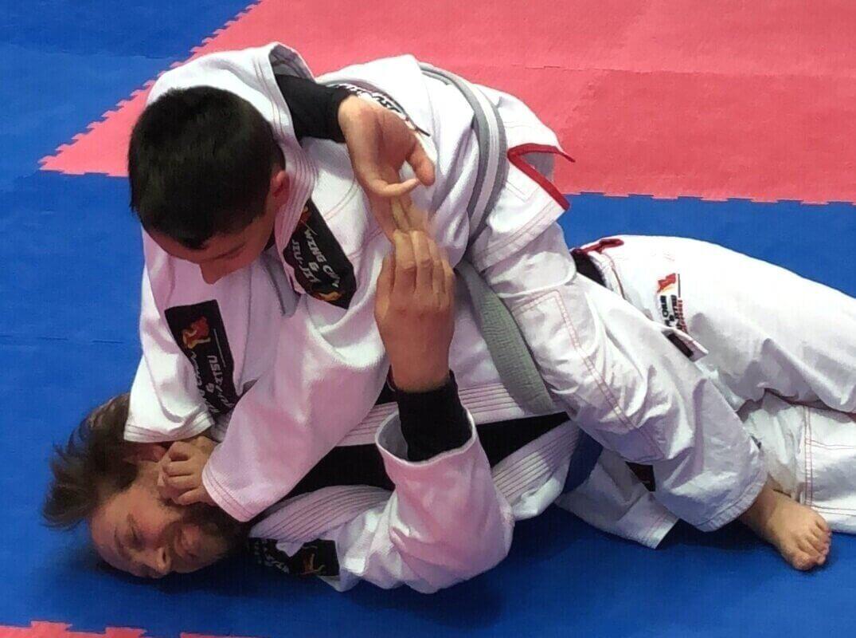 Wing Chun & Jiu-Jitsu Melbourne -Children Jiu Jitsu Training -IMG_0053