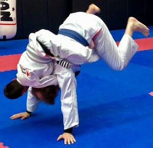 Wing Chun & Jiu-Jitsu Melbourne - Children Martial Arts Practice IMG_E0068