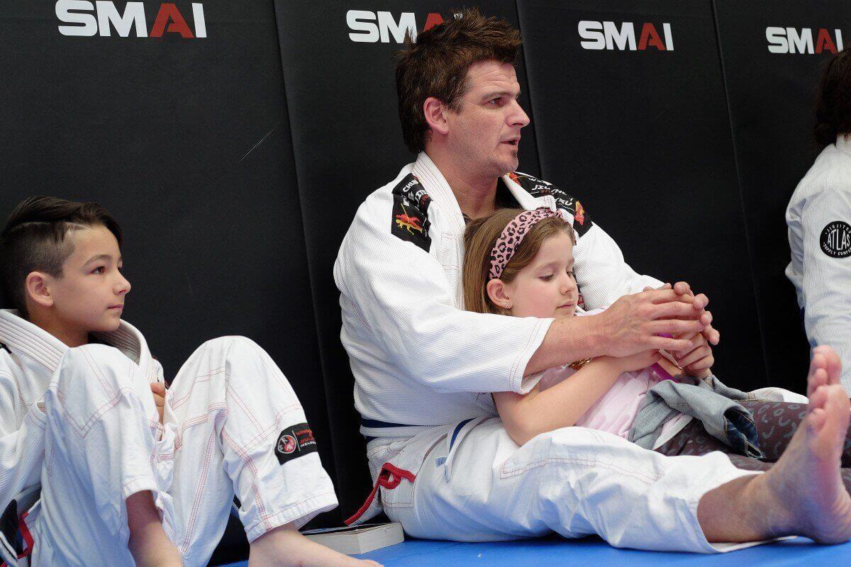 Wing Chun & Jiu-Jitsu Melbourne - Children Martial Arts Training DSCF5137