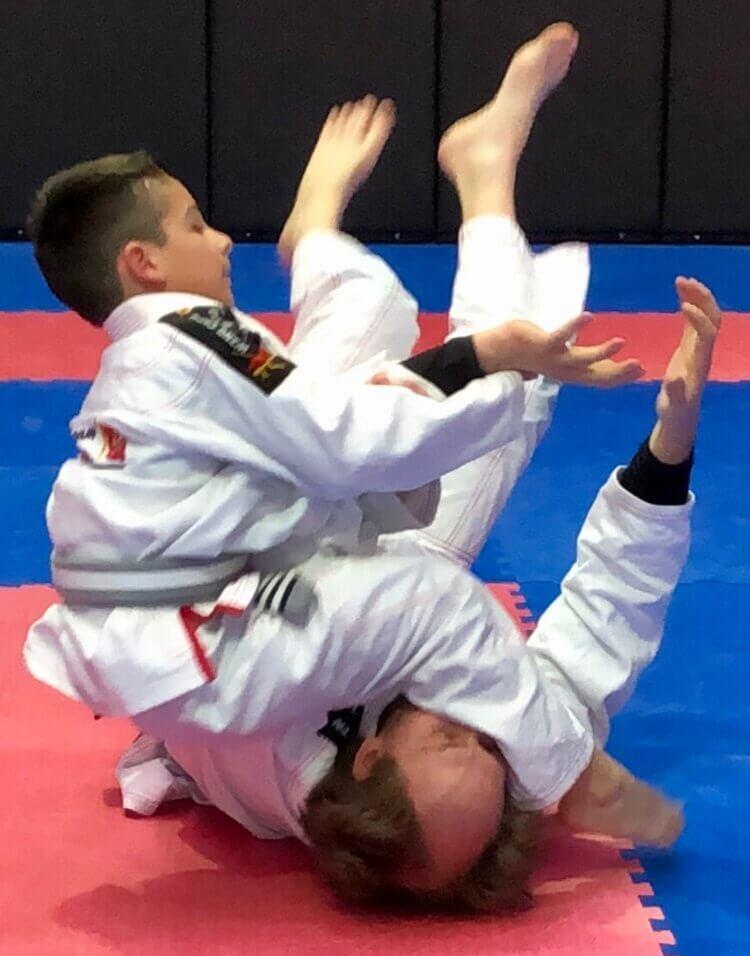Wing Chun & Jiu-Jitsu Melbourne - Children Martial Arts Training IMG_E0029