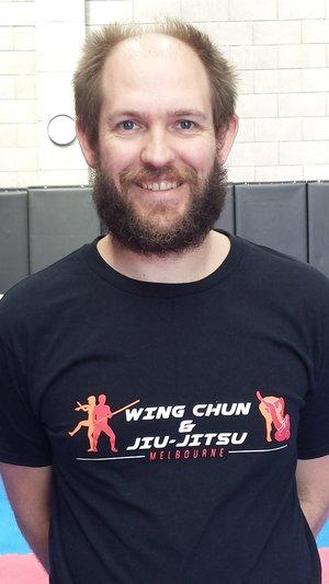 Wing Chun & Jiu-Jitsu Melbourne - Children Martial Arts Trainor Photo Profilephotoofme01-1