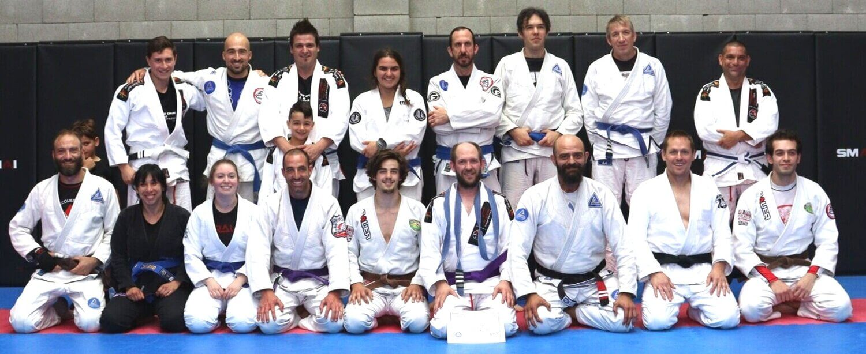 Wing Chun & Jiu-Jitsu Melbourne - Family Group Photo Adults -IMG_0698-1