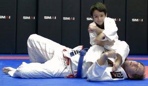 Wing Chun & Jiu-Jitsu Melbourne Jiu Jitsu Arm ZacarmbarsDec