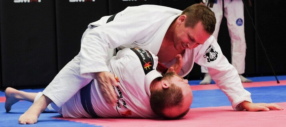 Wing Chun & Jiu-Jitsu Melbourne - Jiu Jitsu Training with Masters DSCF5140